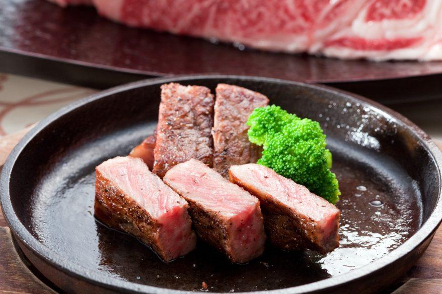 山形牛料理 山形牛ステーキコース|山菜料理 玉貴