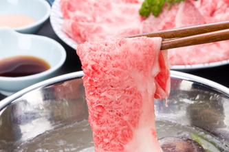 山形牛料理 山形牛しゃぶしゃぶコース|山菜料理 玉貴