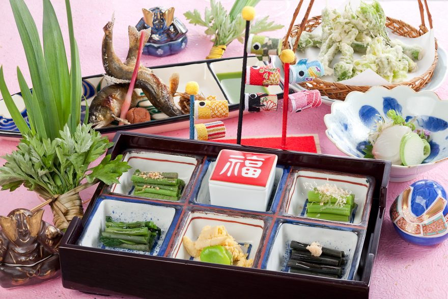 日本の五節句 端午の節句 - 山菜料理 玉貴